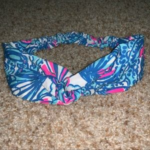 lilly pulitzer for target headband/headwrap